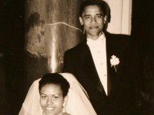 فستان ميشيل أوباما