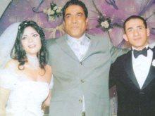 أحمد زكى وأحمد حلمى ومنى زكى