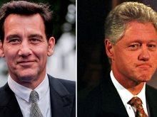 بيل كلينتون و كلايف أوين