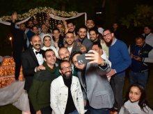 حفل زفاف مصطفى توب