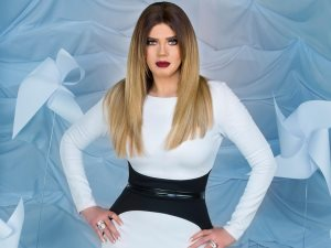 رانيا فريد شوقى: اتخضيت من الوقوف أمام الزعيم عادل إمام