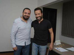 مرقس عادل يتعاون للمرة الثانية مع سامح حسين فى فيلم الرجل الأخطر