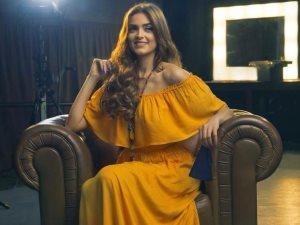 سميرة مقرون: «رسايل» أكثر عمل قدمت فيه مشاهد قوية على مستوى التمثيل