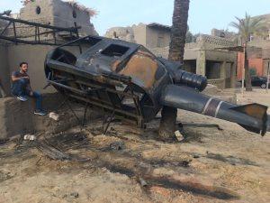 مسلسل كلبش2.. أمير كرارة ينتهى من تصوير أخطر مشاهد تفجير الطائرة الهليكوبتر