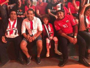 أحمد ومحمد عدوية فى دويتو «المصريين أهم» لكأس العالم 2018