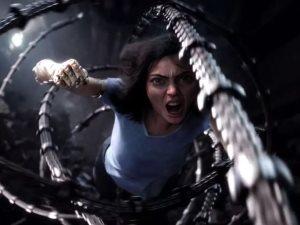 فيديو.. تريلر رسمى جديد لفيلم الأنيمشن Alita: Battle Angel