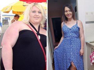 لحماية نفسها من الموت.. إيرين تفقد 81 كيلو من وزنها فى 12 شهرا