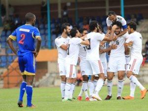 منتخب مصر مكتمل الصفوف قبل 72 ساعة من مواجهة تونس