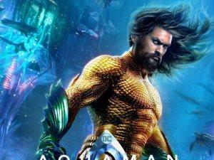 إيرادات فيلم Aquaman تصل لـ180 مليون دولار فى الصين فقط
