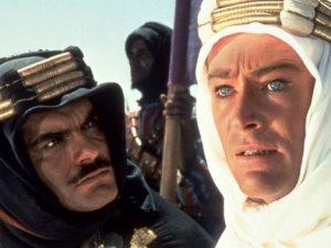 فيديو.. فيلم لورنس العرب الأفضل فى القرن العشرين