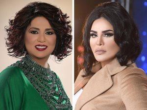 شاهد.. أحلام ونوال الكويتية ترفعان شعار «الصلح خير»