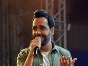 رامى جمال يشعل حفل إطلاق ألبومه «ليالينا» فى مصر الجديدة