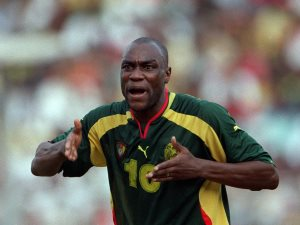 الكاميرونى باتريك مبوما: الأهلى والترجى فى نهائى أبطال أفريقيا هذا الموسم
