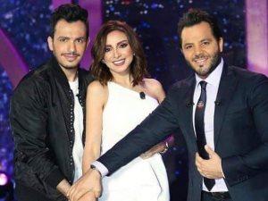أحمد إبراهيم يكشف لـ«عين» تفاصيل أول ظهور له مع زوجته أنغام فى برنامج تليفزيونى