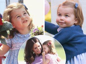 الأميرة شارلوت تدخل التاريخ بعد ولادة شقيقها.. اعرف التفاصيل