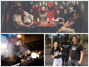 غائم جزئى وأيلول وفلك.. حفلة مزيكا ثلاثية فى العاصمة الأردنية