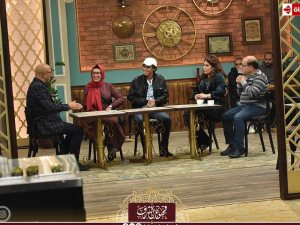 الفنان حسن عبد الفتاح لـ«قهوة أشرف»: أنا موهوب فى الغناء ونفسى أقدم حفلات