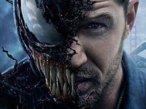 توم هاردى يكشف عن التريلر الرسمى لفيلمه الجديد «Venom»