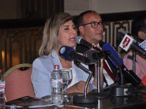 جيهان مرسى: مهرجان الموسيقى العربية أصبح الأهم وله خصوصية لكل المطربين