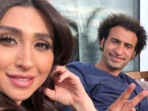 على ربيع لـ جيسى عبدو: «سلميلى على كل أهل لبنان واتصورى براحتك»