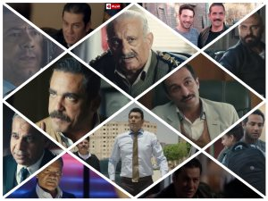 «مخلص وحويط وشاطر» الضابط فى مسلسلات رمضان 2018