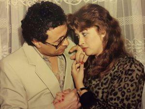 زوج فايزة كمال يوجه لها رسالة فى ذكرى رحيلها
