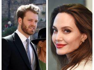 هل وقعت أنجلينا جولى فى غرام ابن شقيق الأميرة ديانا؟