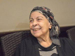 دفن جثمان آمال فريد فى صمت تام وبدون عزاء حسب وصيتها