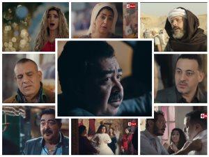 دياب ومحمد لطفى وروجينا نجوم الشر و«الوطيان» فى مسلسلات رمضان 2018