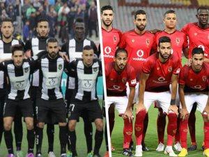 """8 انتصارات و19 هدفًا فى تاريخ مواجهات الأهلى مع الأندية الجزائرية """"فيديو"""""""