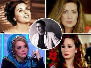 شهيرة ونجلاء فتحى ورغدة وسعاد حسنى.. كيف كانت المرأة فى حياة أحمد زكى؟
