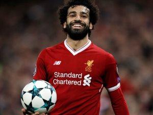 محمد صلاح أسرع لاعب فى دورى أبطال أوروبا
