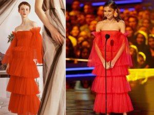 جاجا وزندايا محط مقارنة بعارضات الأزياء العالميات