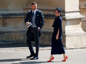 فستان فيكتوريا بيكهام الخاص بحفل الزفاف الملكى متاح للشراء.. اعرف التفاصيل