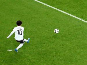 3 أهداف تواجه محمد صلاح فى آخر مبارياته بمونديال روسيا