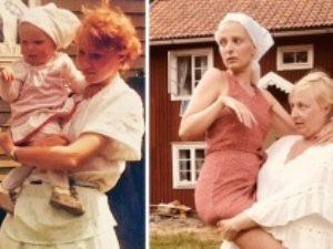 حكاياتنا وأيامنا الحلوة.. فتحوا ألبوم ذكرياتهم وأعادوا لقطات أجمل صور طفولتهم