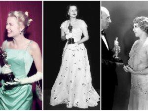 من 1930 وأنت طالع.. إطلالات نجمات حصلن على جائزة الأوسكار