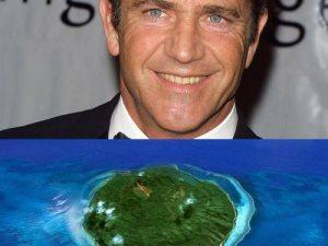 لو عندك شاليه أنت فقير.. فنانو هوليوود يمتلكون جزرا ضخمة