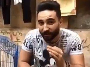 «الراجل ده مطلوب حى».. محمد رمضان يبحث عن هذا الشاب