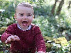 الصور الأولى للنجل الثالث للأمير ويليام قبل عيد ميلاده الأول